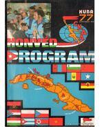Honvéd Program 1977. szeptember 10-20 - Ozsváth András