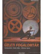 Üzleti fogalomtár - Wimmer Ágnes (szerk.), Chikán Attila