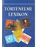 Történemi lexikon - Pintér Zoltán