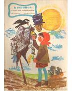Kisdobos 1965. március 3. szám - Gergely Márta