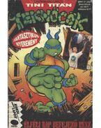 Tini Titán Teknőcök 1994/1. január-február 27. szám - Clarrain, Dean