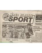 Képes Nemzeti Soprt 1992. november III. évfolyam (hiányos) - Gyenes J. András