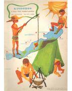 Kisdobos 1963. augusztus 8. szám - Gergely Márta