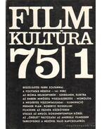 Film kultúra 1975. XI. évfolyam (teljes) - Sallay Gergely (szerk.)