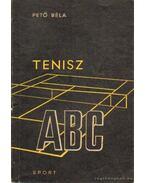 Tenisz ABC - Pető Béla
