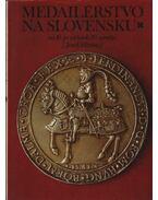 Medailérstvo na slovensku - Hlinka, Jozef
