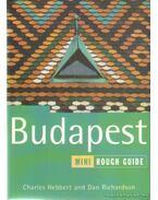 Budapest - Richardson, Dan, Hebbert, Charles