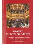 1100 éve Európa szívében - Fülöp Zsuzsanna