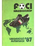 Labdarugó almanach '87 - Hoffer József