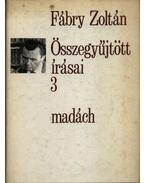 Fábry Zoltán összegyűjtött írásai 3. (1930-1933) - Fonod Zoltán