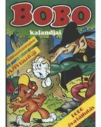 Bobo kalandjai 1988/02. (Bobo és a kristálygömb, Klári frizurát újít, Bobó és a tájfutás) - Mortimer, Lasse