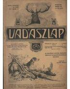 Vadászlap 1917. július 15. - Sugár Károly (szerk.)