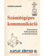 Számítógépes kommunikáció - Csórián Sándor
