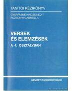 Versek és elemzések a 4. osztályban - Gyárfásné Kincses Edit, Pozsonyi Gabriella