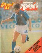 Képes Sport 1982. 28. szám - Kutas István