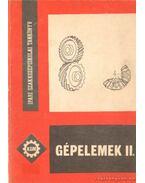 Gépelemek II - Selmeczi Ferenc