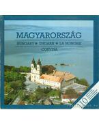 Magyarország légifelvételeken / Hungary - A View from the Air / Ungarn in Luftaufnahmen / La Hongrie vue du ciel - Tóth Béla, Lázár István