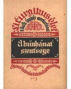 A bűnbánat szentsége - Szunyogh X. Ferenc O.S.B.