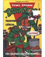 Tini Titán Teknőcök 1993/4. április 21. szám - Clarrain, Dean