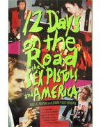 12 Days on the Road - The Sex Pistols and America - Monk, Noel E., Guterman, Jimmy