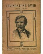 Livingstone Dávid Afrika hőse - Szabó Zsigmond