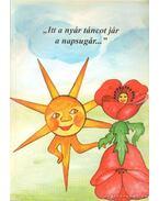 ''Itt a nyár, táncot jár a napsugár...'' - Kis Éva
