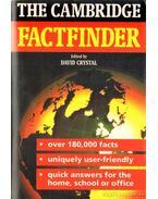 The Cambridge Factfinder - Crystal, David