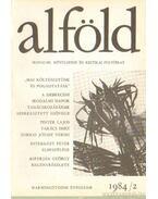 Alföld 1984/2. - Juhász Béla