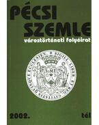 Pécsi Szemle 2002. tél - Romváry Ferenc