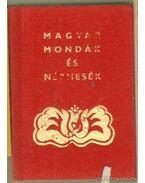 Magyar mondák és népmesék I. kötet (mini) - Harsányi László