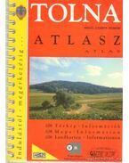 Tolna megye településeinek atlasza - Tóth Attila