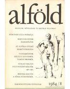 Alföld 1984/8. - Juhász Béla