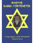 Magyar rabbi-történetek - Kohn Félix