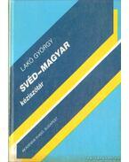 Svéd magyar kéziszótár - Lakó György