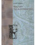 Magyar tulajdonnevek - Hajdú Mihály