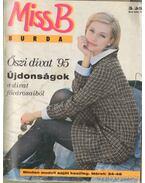 MissB burda 3/95. őszi divat - Hajós Katalin