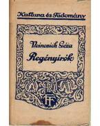 Regényírók - Voinovich Géza