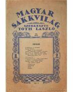 Magyar Sakkvilág 1944. június, 6. szám - Tóth László