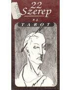 22 Szerep Tarot (kártyacsomag+füzet) - Pálffy Judit