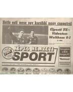 Képes Nemzeti Sport 1992. december III. évfolyam (hiányos) - Gyenes J. András