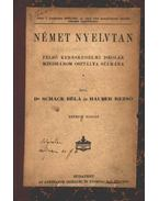 Német nyelvtan - Hauser Rezső, Dr. Schack Béla