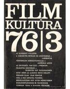 Filmkultúra 76/3 - Több szerkesztő