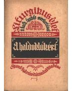 A haldoklókért - Szunyogh X. Ferenc O.S.B.