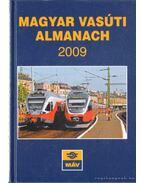 Magyar Vasúti Almanach 2009 - Mezei István, Lovas József