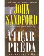 Vihar préda - John Sandford
