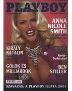 Playboy 2001. május - Hefner, Hugh M., Pósa Árpád