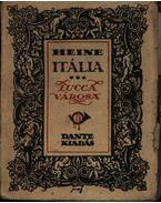 Itália - Lucca városa - Heine, Heinrich