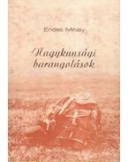 Nagykunsági barangolások - Endes Mihály