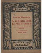 A múmia lába - Gautier, Théophile