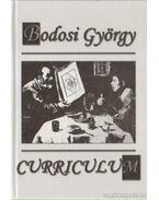 Curriculum - Bodosi György